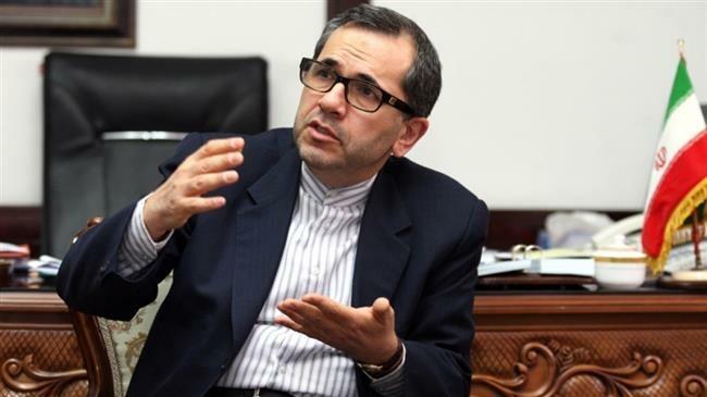 Iran condemns US drone incursion in letter to UN chief