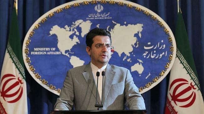 Spokesman raps British minister's anti-Iran comments