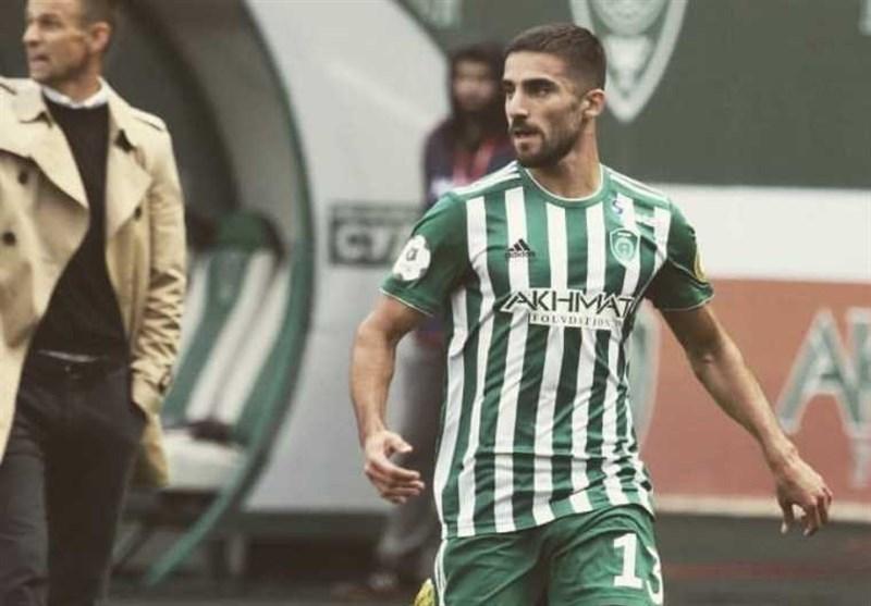 Belgian teams eye Iran's Milad Mohammadi