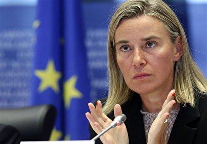 INSTEX may soon be ready: EU's Mogherini