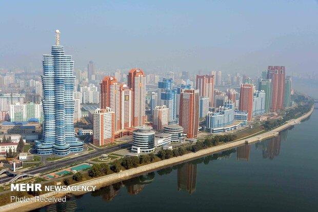 North Korean buildings