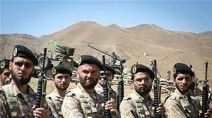 IRGC smashes terrorist team in Western Iran