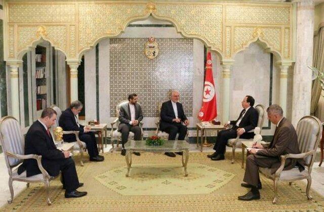 Iran, Tunisia discuss bilateral ties