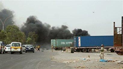 Fresh clashes erupt between militants in Yemen's Aden