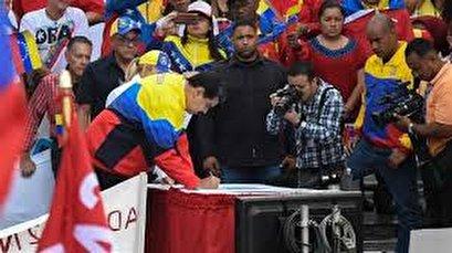 We're ready for battle: Venezuela's Maduro challenges Trump