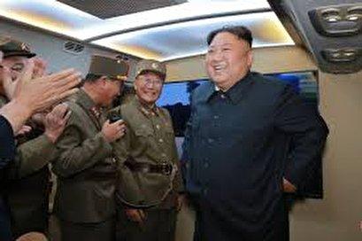 North Korea's Kim oversaw test of 'new weapon': KCNA