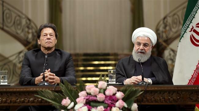 Rouhani urges diplomatic settlement of Kashmir dispute