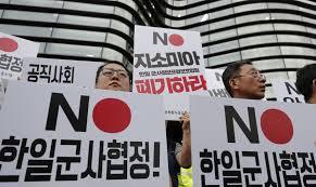 Seoul and Tokyo's trade war puts military pact at stake