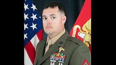 Pentagon identifies Marine killed in Iraq