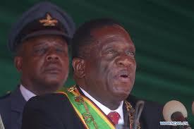 Zimbabwe's Mnangagwa urges nation to shun violence, corruption