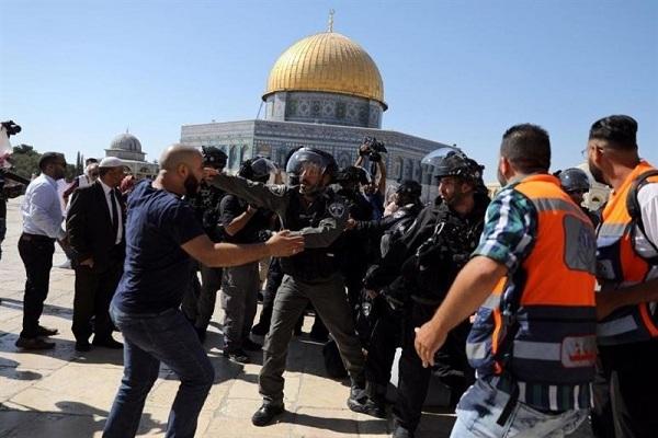 Jordan slams Zionist regime minister for urging change to Al-Aqsa status quo