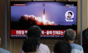 S. Korea says N. Korea has fired 2 more projectiles into sea