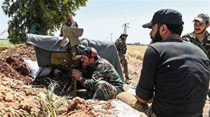 Syrian army opens humanitarian corridor in northwest