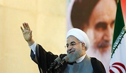 Rouhani Underlines Iran's Resistance after Zarif's Surprise Visit to France