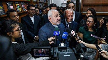 Zarif: US must return to JCPOA, end economic terrorism before seeking talks