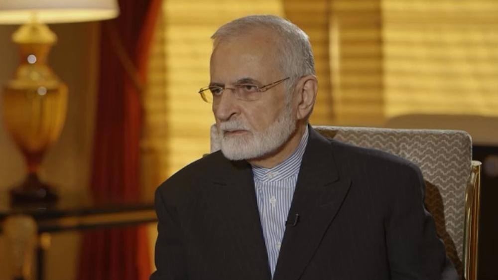 Ex-Iran FM Kharrazi says US sanctions on Zarif 'ridiculous'