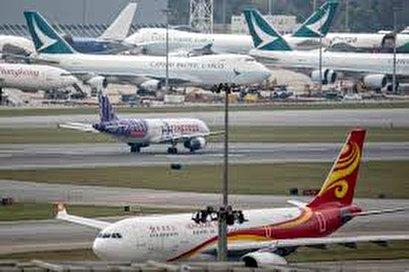 Hong Kong protests cause massive flight disruption