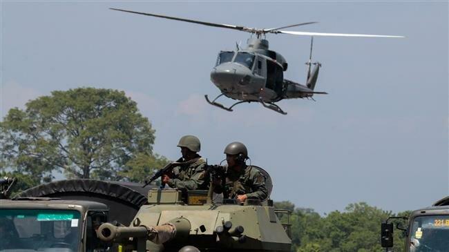 Venezuela launches military drills along Colombia border