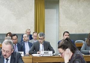 Sanctions crime against humanity: Iran's UN Rep.