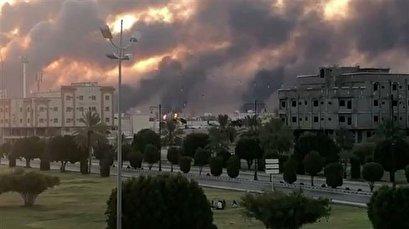 Yemeni drone attacks halve Saudi oil, gas production; US pins blame on Iran