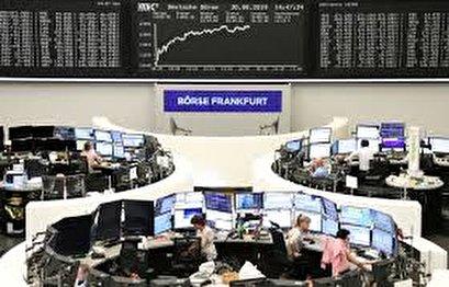 European shares rise in cautious trade, FTSE shines
