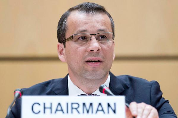 Acting Director General of IAEA arrives Iran