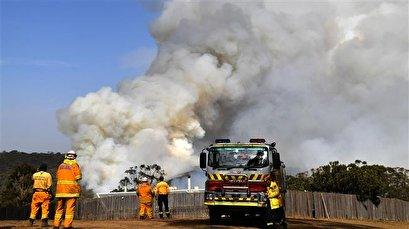 Australia massive bushfires 'long way from over' but rain brings relief