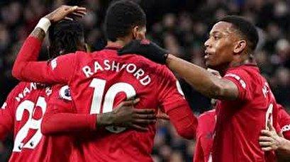 Premier League: Manchester United 4-0 Norwich