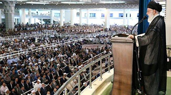Ayatollah Khamenei: Assassination of Gen. Soleimani a 'disgrace' for US