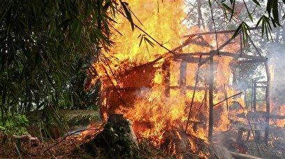 Myanmar army shells Rohingya village, kills two women