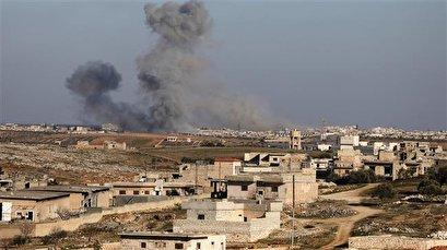 Syrian forces advance towards key Idlib city as terrorists block civilians' exit