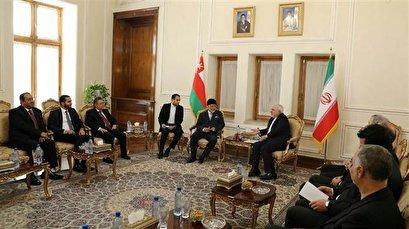 Iran, Oman urge maritime, energy security cooperation