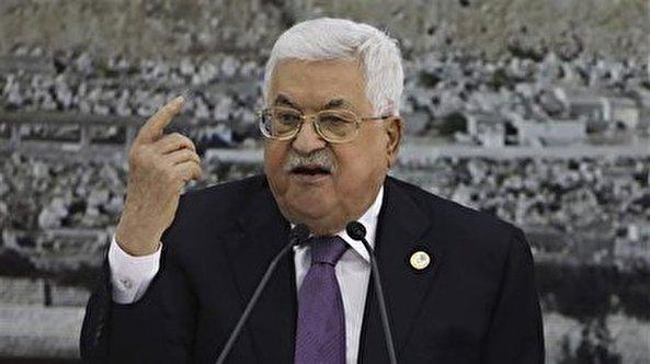 Palestinian president dismisses Trump's plan as 'conspiracy'