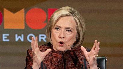 Hillary Clinton says she feels an 'urge' to run against Trump again