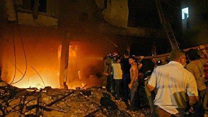 Fuel tank blast, fire kill 4 people, wound dozens in Beirut