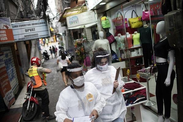Brazil: Coronavirus Death toll hits 150,000