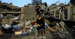 Nagorno-Karabakh conflict: Fresh shelling breaches fragile ceasefire