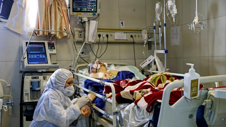 Iran: New high Coronavirus death toll record again