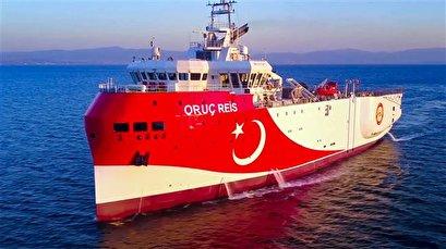 Greece rejects talks until Turkey withdraws ship from Mediterranean