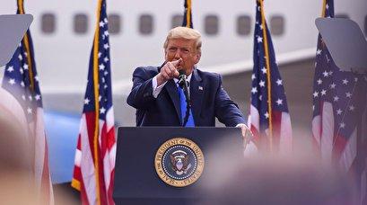 Trump slams Twitter, Facebook after clampdown on Hunter Biden article