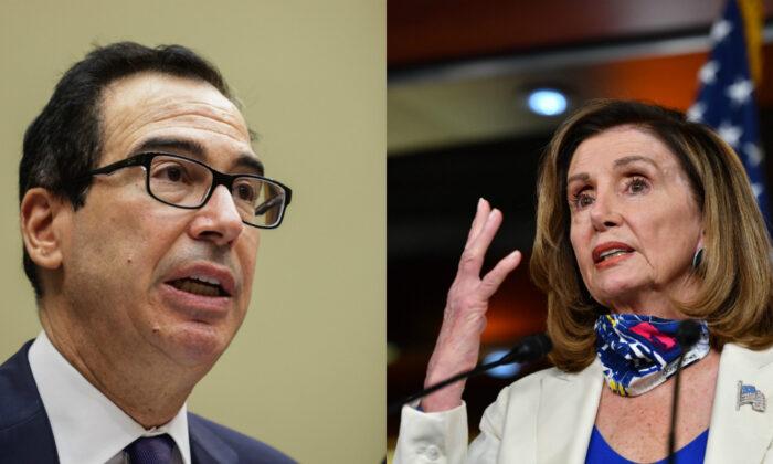 US: Mnuchin predicts Trump will lobby McConnell on big COVID-19 deal