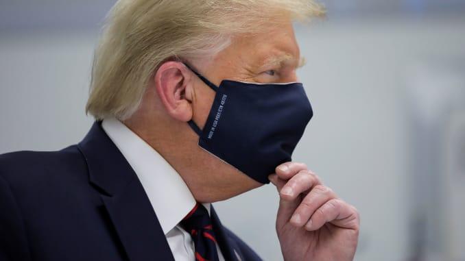 Trump announces plan to deliver free coronavirus vaccine to seniors