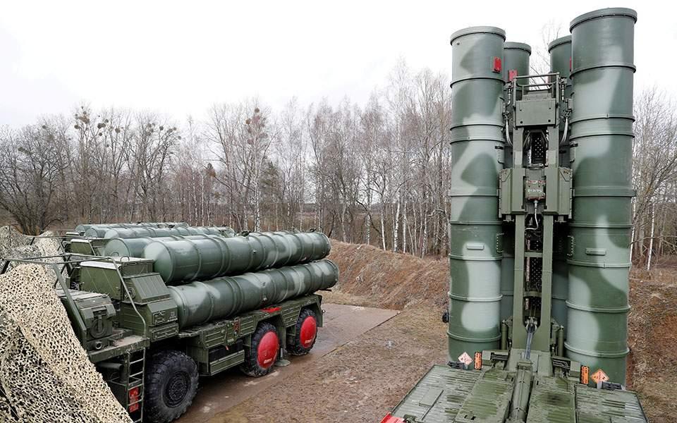 Turkey tests S-400 defense system despite US sanctions threat