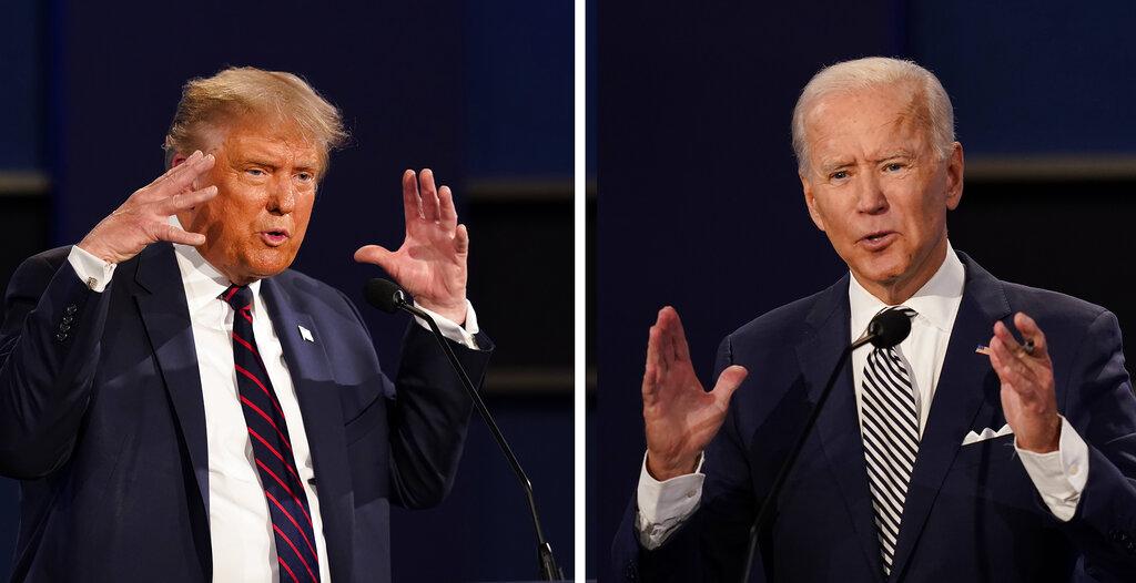 Top Trump adviser suggests Trump will interrupt less at next debate