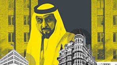 Documents reveal UAE president's secretive £5bn real estate empire in London