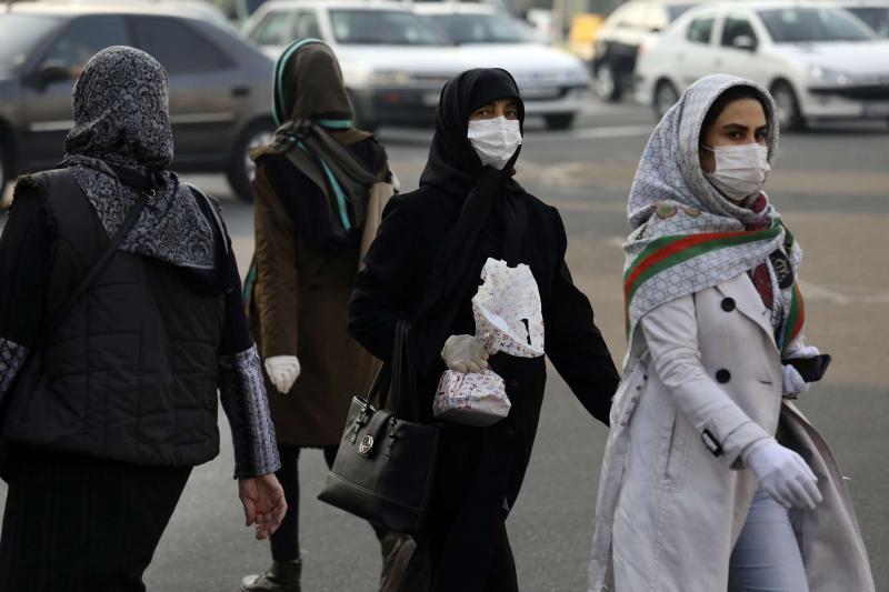 Coronavirus: Iran hits new Peak