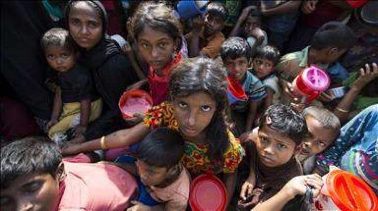 S. Korea's humanitarian aid for Rohingya refugees
