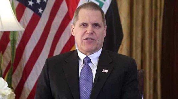 Iran sanctions US ambassador to Iraq, two other diplomats