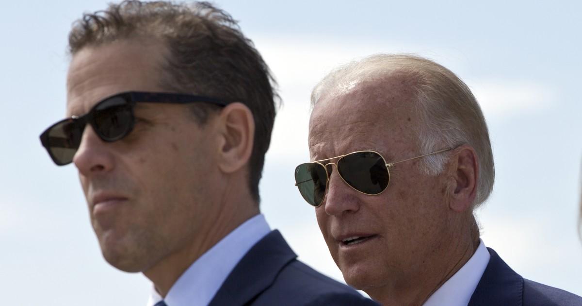 Fox News to interview Hunter Biden business partner and discuss 'new allegations'