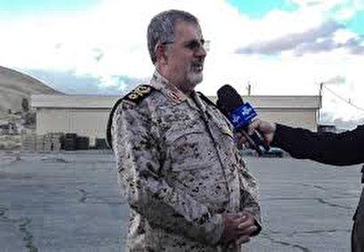 Iran air defenses bolstered near NW border amid Karabakh war: Army chief